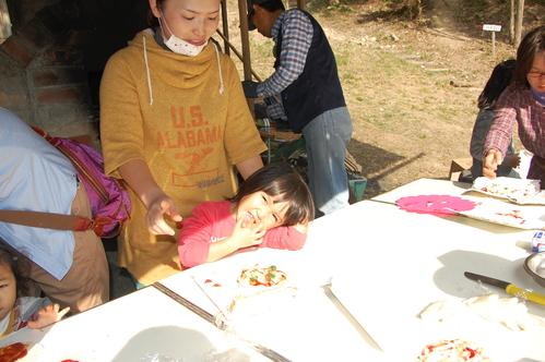 「きのくに子どもNPO」が孝子の森にやってっ来た     by     (TATE-misaki)_c0108460_2374460.jpg