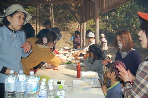 「きのくに子どもNPO」が孝子の森にやってっ来た     by     (TATE-misaki)_c0108460_237896.jpg
