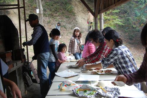 「きのくに子どもNPO」が孝子の森にやってっ来た     by     (TATE-misaki)_c0108460_240112.jpg