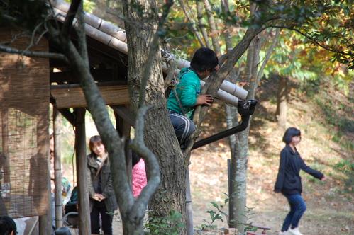 「きのくに子どもNPO」が孝子の森にやってっ来た     by     (TATE-misaki)_c0108460_39322.jpg