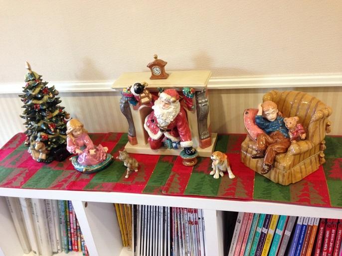 クリスマスの飾り付けをしました!_b0286261_1621412.jpg