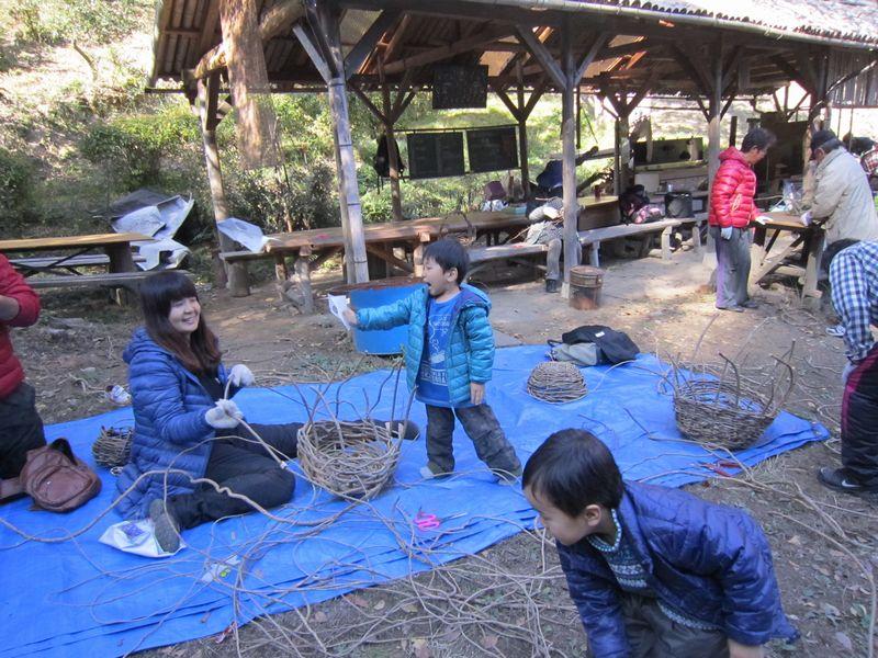 森の幼稚園       by   (ナベサダ)_f0053885_20482616.jpg