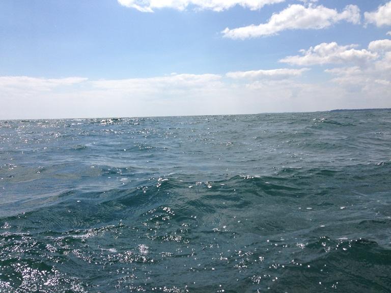 五大湖の風波と向き合う 『その1 風と波の相関関係』_d0145899_5525437.jpg