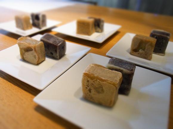至福の秋、美味しい日本茶で頂く、手作りの和菓子「きんつば」 (記:藤本 洋子)_a0195310_1945237.jpg