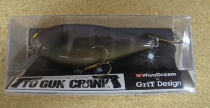 グリッドデザイン TO GUN CRANK  3色入荷_a0153216_23204646.jpg