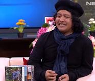 インドネシアのテレビ:インタビュー「虹の少年たち」(Laskar Pelangi)の著者・アンドレア・ヒラタ_a0054926_7471746.png