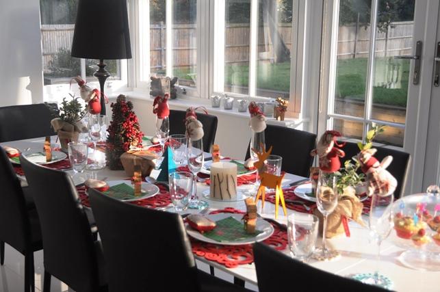 やさしさいっぱいのクリスマステーブルコーディネート_d0104926_23424245.jpg