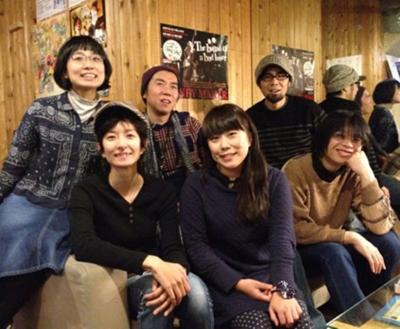 『音楽郵船 ~秋の便~』_e0230141_1582430.jpg