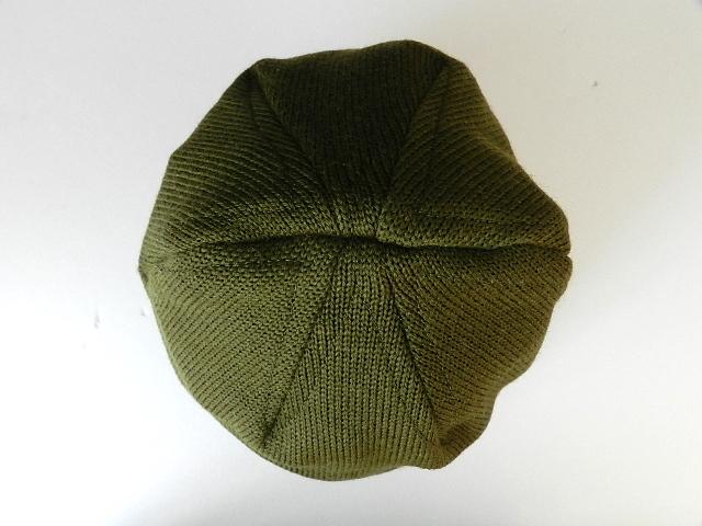 Italian army knit cap dead stock_f0226051_12351984.jpg