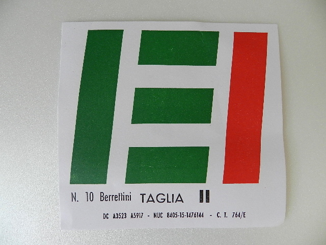 Italian army knit cap dead stock_f0226051_1235251.jpg
