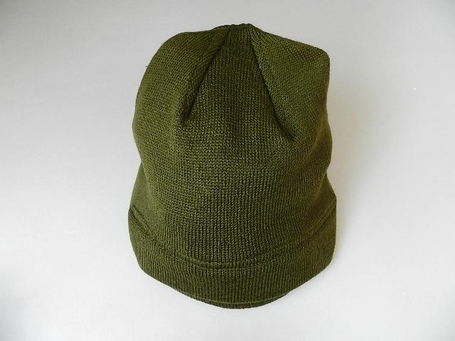 Italian army knit cap dead stock_f0226051_12362897.jpg