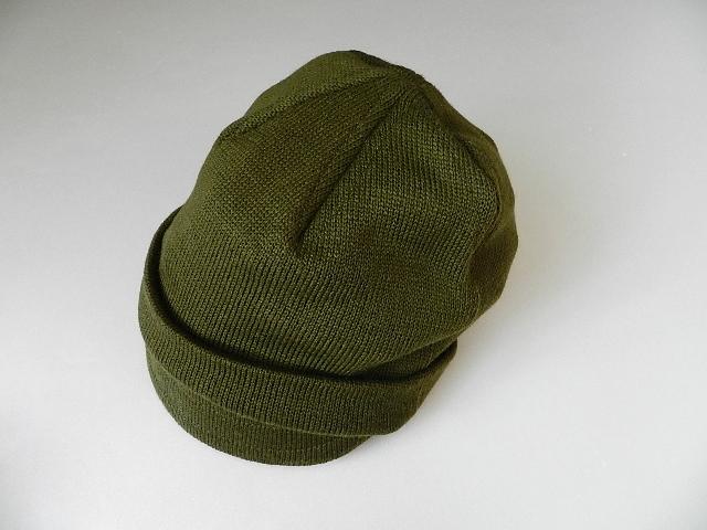 Italian army knit cap dead stock_f0226051_12371214.jpg