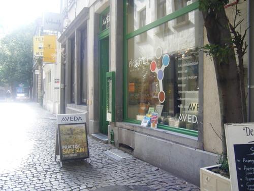 ベルギーのAVEDA CONCEPT LIFE SALON (1)_b0301070_2140179.jpg
