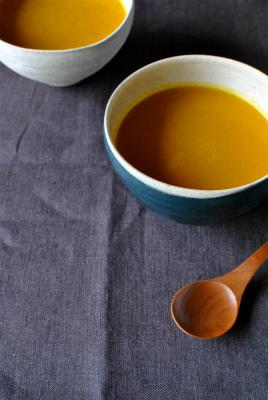 カボチャのスープ_a0230872_2335330.jpg