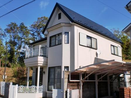家の外観は町並_f0163105_1885395.jpg