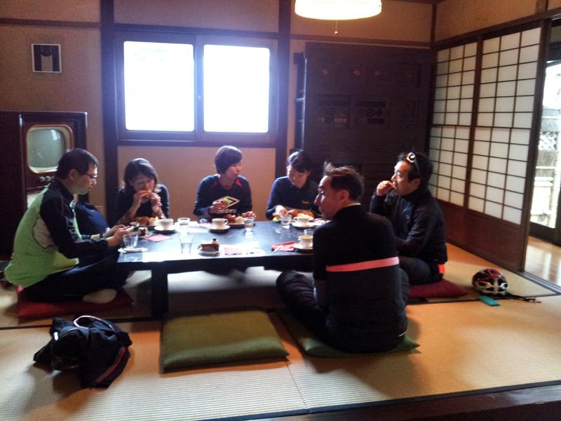 【イベント報告】2013.11.3.sun ほっこり京都観光ロードバイクライド_e0313913_17282950.jpg