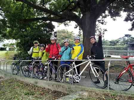【イベント報告】2013.11.3.sun ほっこり京都観光ロードバイクライド_e0313913_17313315.jpg