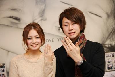 LOVE☆LOVEカップル+.d(・∀・*)♪゚+._b0309424_18305465.jpg