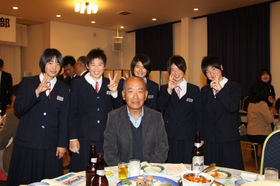 黒田原中 全国大会報告会_b0249247_22445351.jpg