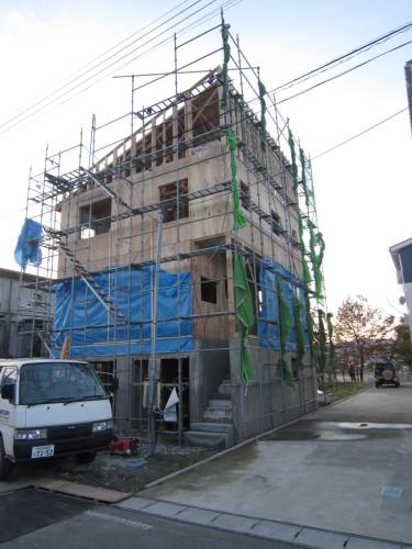 建て方③_c0253253_17123288.jpg