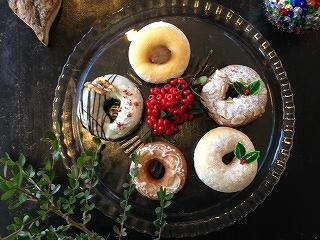 クリスマスのスペシャルなドーナツ!!_a0221457_19372135.jpg