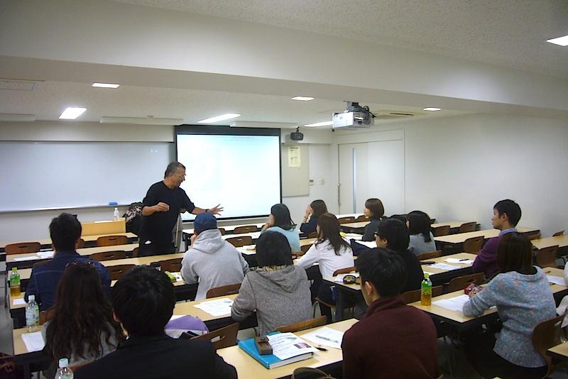 11/26上智大学ポルトガル語学科 - アラウージョ全国講演2013の記録 (1)_f0141559_43435.jpg