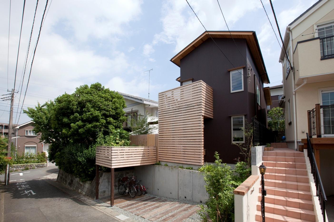 荏田町の家の紹介(1)-外部_c0310571_15442980.jpg