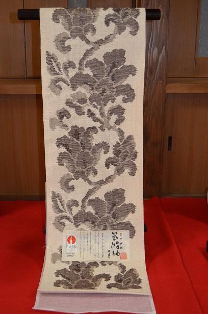 WEBショップ 新商品追加 巻絹紬 八寸名古屋帯_d0230676_1830662.jpg