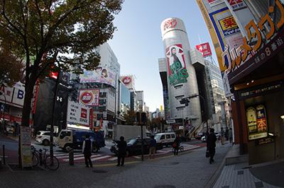 11月27日(水)の渋谷109前交差点_b0056983_19121137.jpg