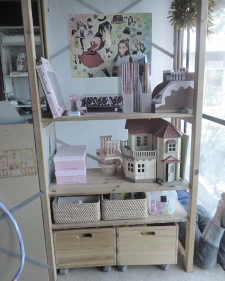 子ども部屋の模様替え Before→After_c0293787_1205011.jpg