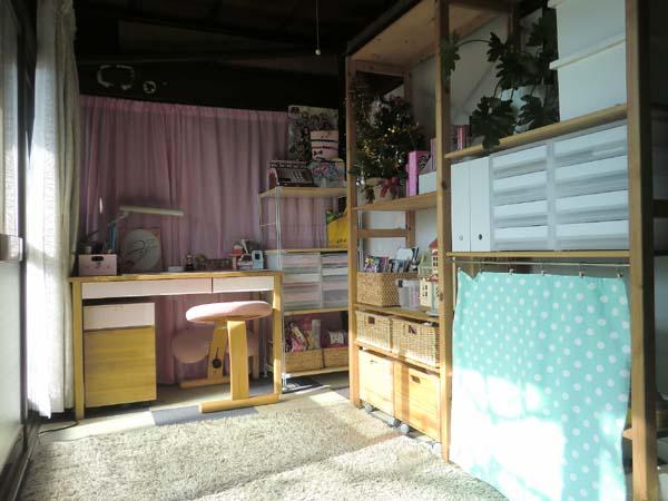 子ども部屋の模様替え Before→After_c0293787_1281215.jpg