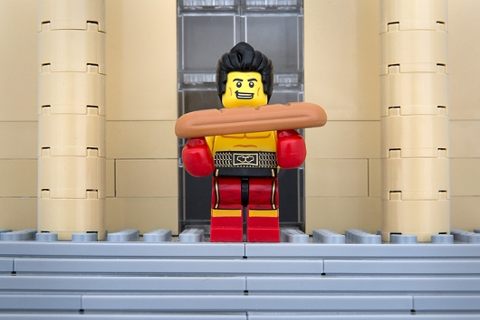 """全米50州をレゴ・ブロックで作った\""""50 STATES OF LEGO\"""" by Jeff Friesen_b0007805_992787.jpg"""