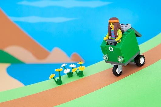 """全米50州をレゴ・ブロックで作った\""""50 STATES OF LEGO\"""" by Jeff Friesen_b0007805_993863.jpg"""