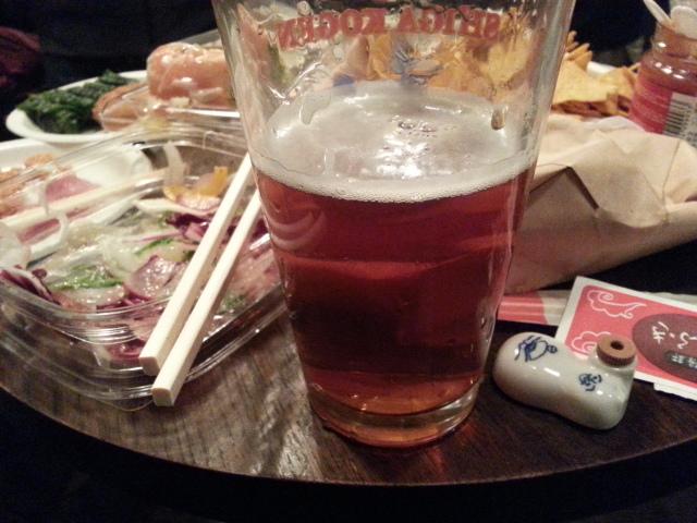 神田モルタン6周年記念飲み放題¥3,600@神田_b0042308_238413.jpg
