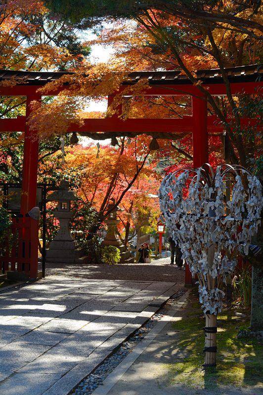 2013京都の紅葉!・大原野神社_f0032011_19463037.jpg