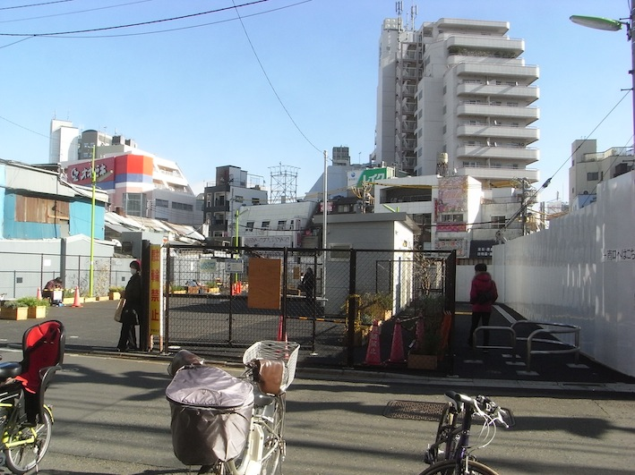 2013年11月の下北沢駅周辺_c0016913_18593883.jpg