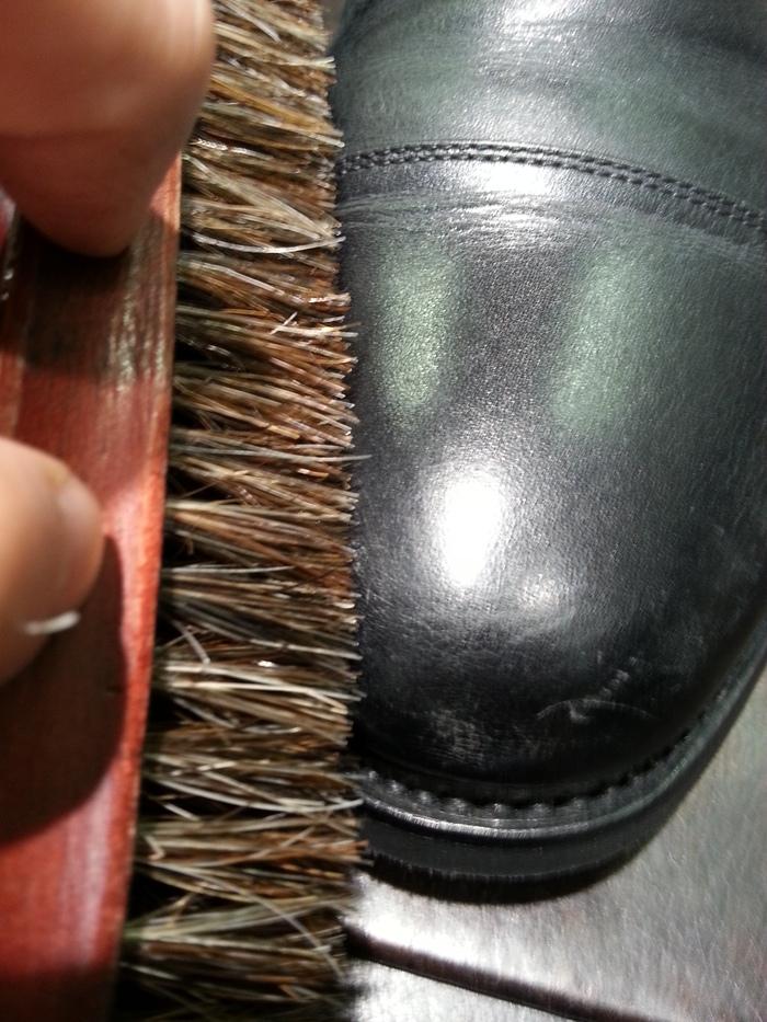 革靴お手入れの基本的なこと_b0226322_14534817.jpg