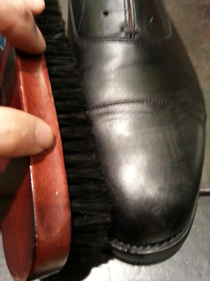 革靴お手入れの基本的なこと_b0226322_15191321.jpg