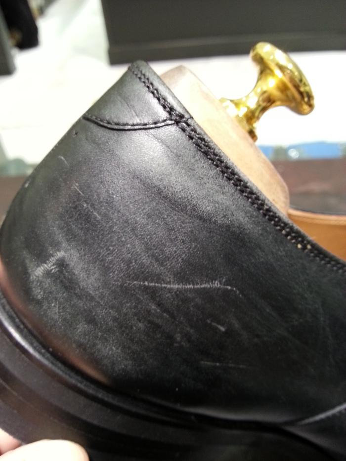 革靴お手入れの基本的なこと_b0226322_15195527.jpg