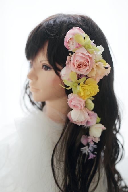 花嫁様を花で飾る 麻布セントメアリー教会様へ_a0042928_21225879.jpg
