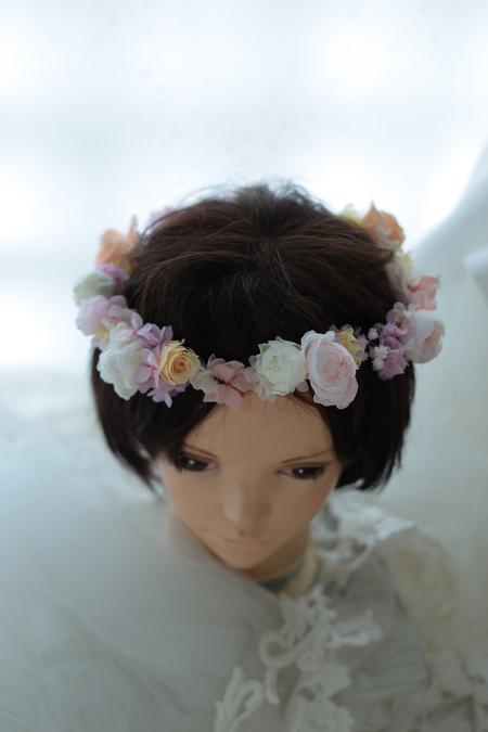 花嫁様を花で飾る 麻布セントメアリー教会様へ_a0042928_217210.jpg