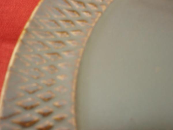 鈴木美汐さんの格子皿、ラウルのマグ_b0132442_16393282.jpg