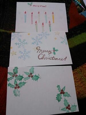 クリスマスはんこワークショップ_f0177745_1432627.jpg