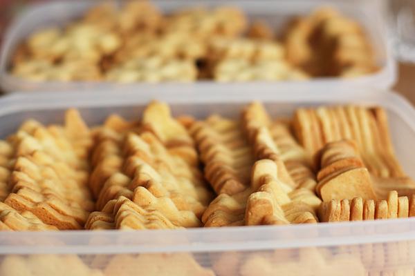 クッキー220枚とお昼はベーグルサンド。_f0149855_19585652.jpg