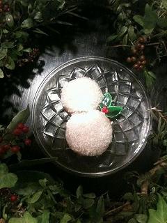 クリスマスのスペシャルなドーナツ!!_a0221457_19274289.jpg