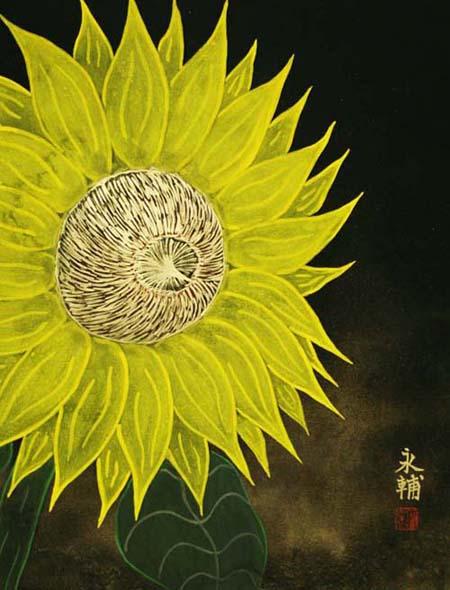 光りの花(The flower of light )_e0224057_10031603.jpg