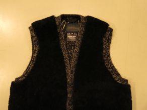 "\""Rocky Mountain Featherbed GRAND TETON COLLECTION Sheepskin Vest\""ってこんなこと。_c0140560_17341792.jpg"