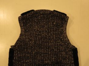 "\""Rocky Mountain Featherbed GRAND TETON COLLECTION Sheepskin Vest\""ってこんなこと。_c0140560_17342990.jpg"