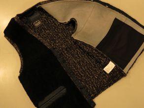 "\""Rocky Mountain Featherbed GRAND TETON COLLECTION Sheepskin Vest\""ってこんなこと。_c0140560_17373131.jpg"