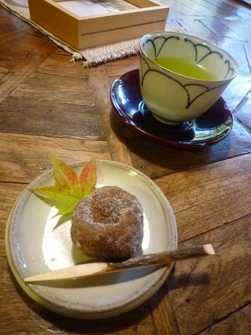 亀の井別荘。。。健太郎さんのお招きで。。。錦秋の湯布院へ。。。。☆⊹⊱..☆*:.。.☆*†_a0053662_14513257.jpg